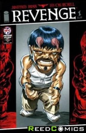 Revenge #1 (Diamond UK Exclusive Variant)