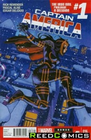 Captain America Volume 7 #16