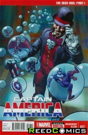 Captain America Volume 7 #17