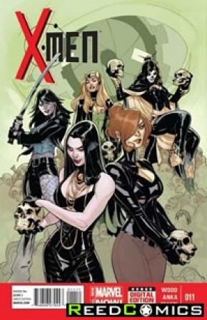 X-Men Volume 4 #11