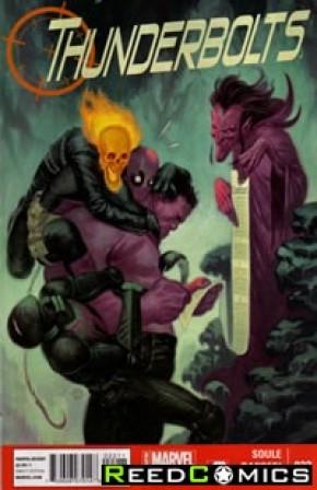 Thunderbolts Volume 2 #22