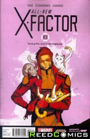 All New X-Factor #3