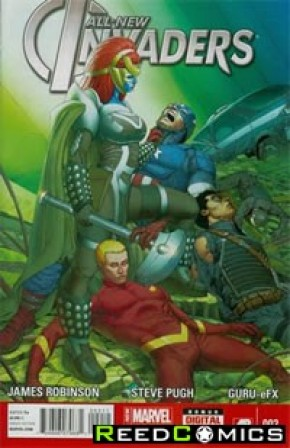 All New Invaders #2