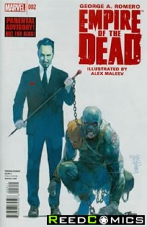 George Romeros Empire of the Dead Act One #2