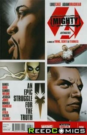 Mighty Avengers Volume 2 #6