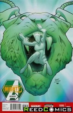 Mighty Avengers Volume 2 #7