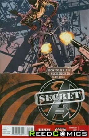 Secret Avengers Volume 2 #15