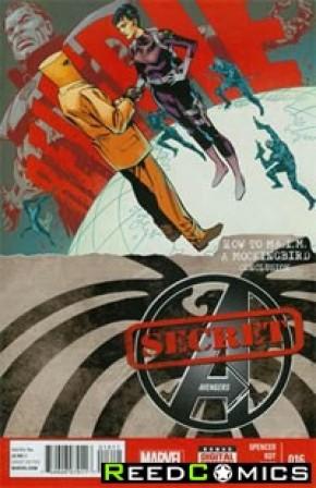 Secret Avengers Volume 2 #16