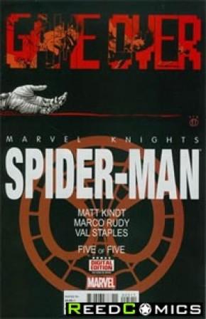 Marvel Knights Spiderman Volume 2 #5