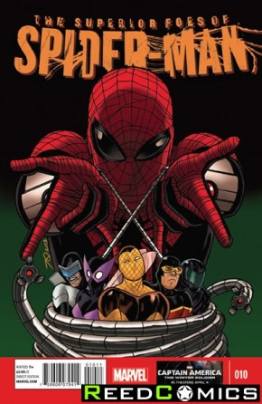 Superior Foes of Spiderman #10
