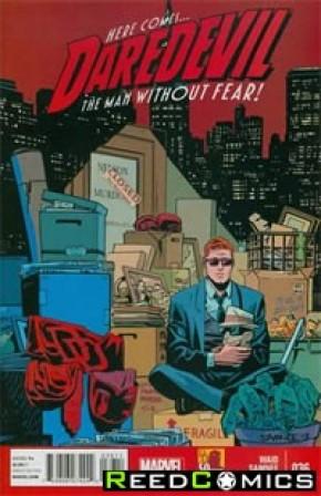 Daredevil Volume 3 #36