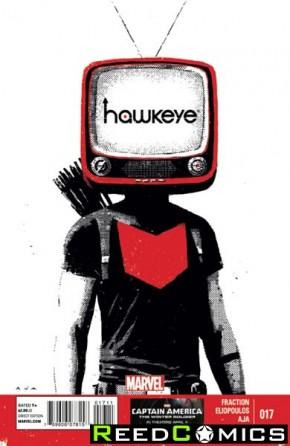 Hawkeye Volume 4 #17