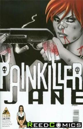 Painkiller Jane Price of Freedom #4