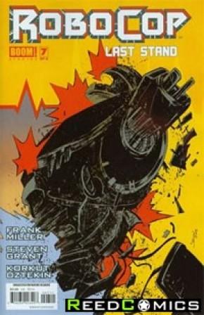 Robocop Last Stand #7