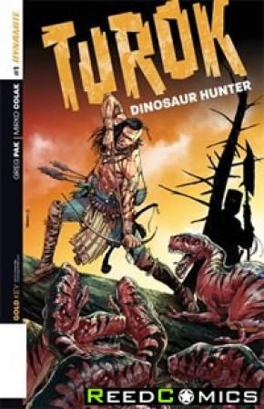 Turok Dinosaur Hunter #1