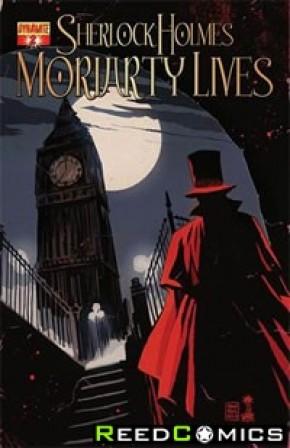 Sherlock Holmes Moriarty Lives #2