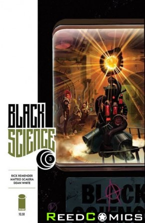 Black Science #3 (2nd Print)