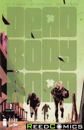 Dead Body Road #2 (2nd Print)