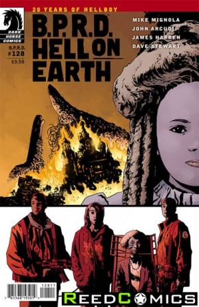 BPRD Hell On Earth #128