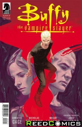Buffy The Vampire Slayer Season 10 #12
