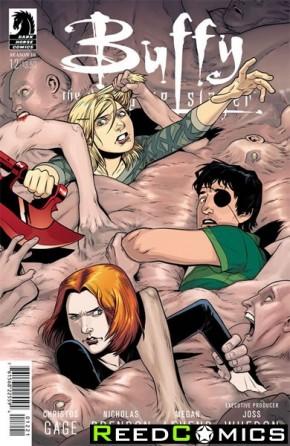 Buffy The Vampire Slayer Season 10 #12 (Isaacs Variant)