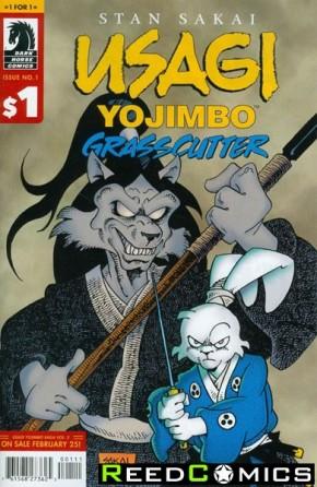 Usagi Yojimbo #1 for $1 Reprint