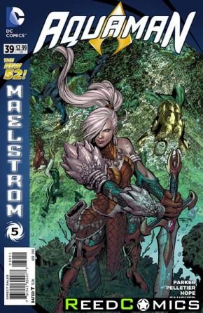 Aquaman Volume 5 #39