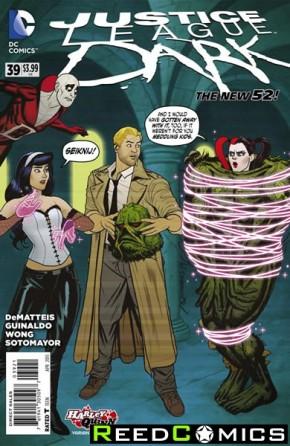 Justice League Dark #39 (Harley Quinn Variant Edition)