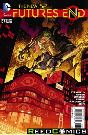 New 52 Futures End #43