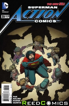 Action Comics Volume 2 #39