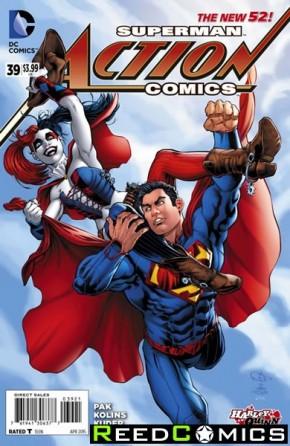 Action Comics Volume 2 #39 (Harley Quinn Variant Edition)