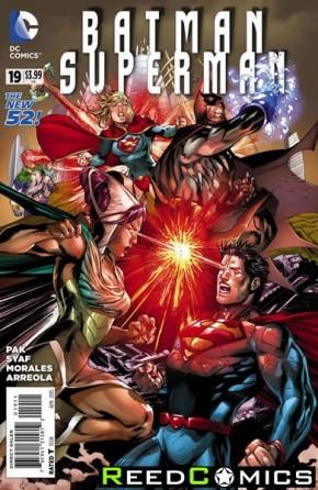 Batman Superman #19