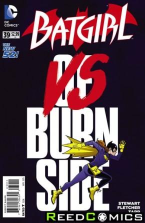 Batgirl Volume 4 #39