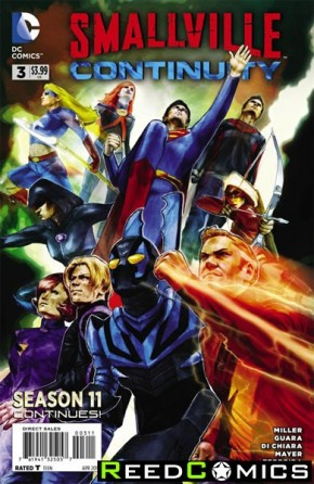 Smallville Season 11 Continuity #3