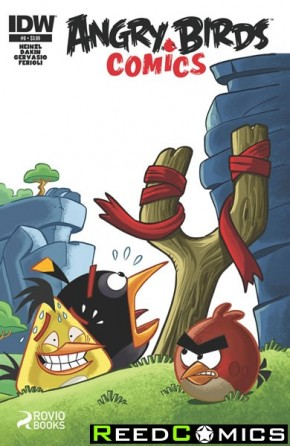 Angry Birds #8