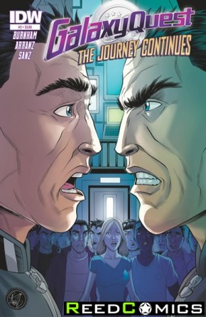 Galaxy Quest The Journey Continues #2