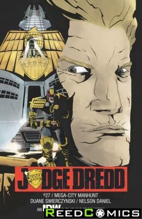 Judge Dredd Volume 4 #27