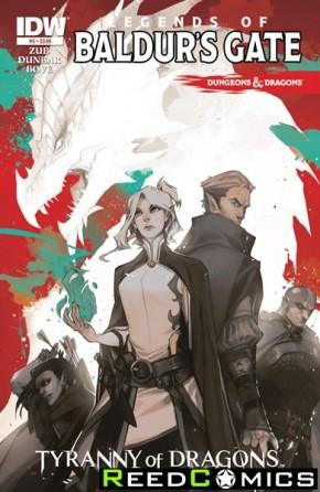 Dungeons and Dragons Legends of Baldurs Gate #5