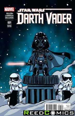 Darth Vader #1 (Skottie Young Baby Variant Cover)