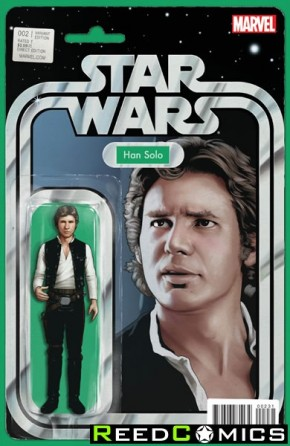 Star Wars Volume 4 #2 (Action Figure Variant Cover)