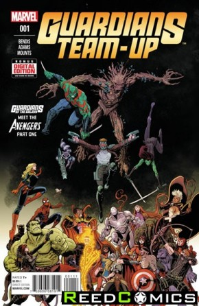 Guardians Team Up #1