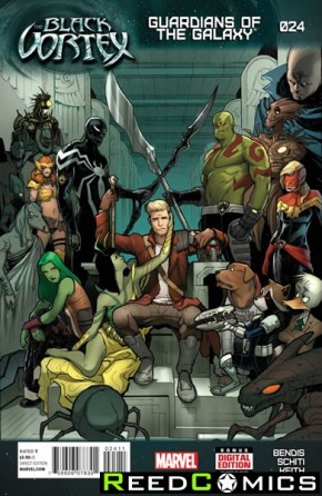 Guardians of the Galaxy Volume 3 #24