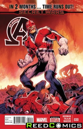 New Avengers Volume 3 #30