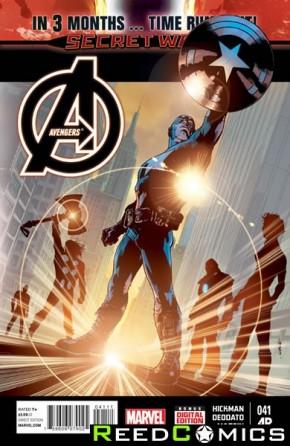 Avengers Volume 5 #41