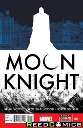 Moon Knight Volume 7 #12