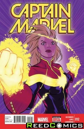 Captain Marvel Volume 7 #12