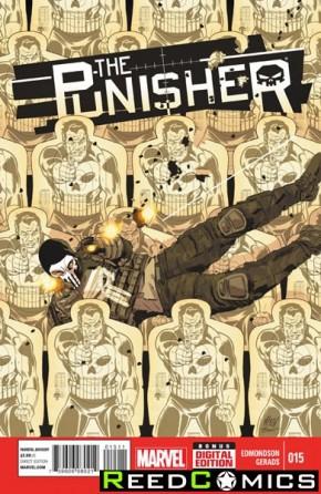 Punisher Volume 9 #15