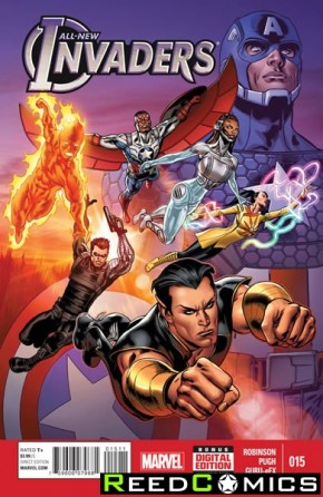 All New Invaders #15