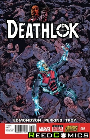 Deathlok Volume 5 #5