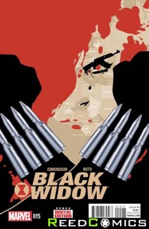 Black Widow Volume 5 #15
